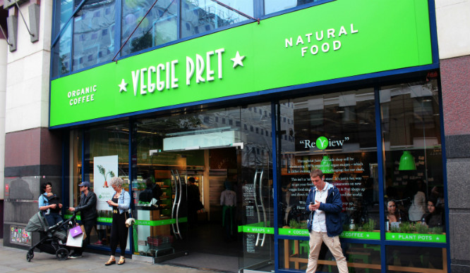Avo-lujah! Pret's Veggie-Only Pop Up Is Staying In London For Good!
