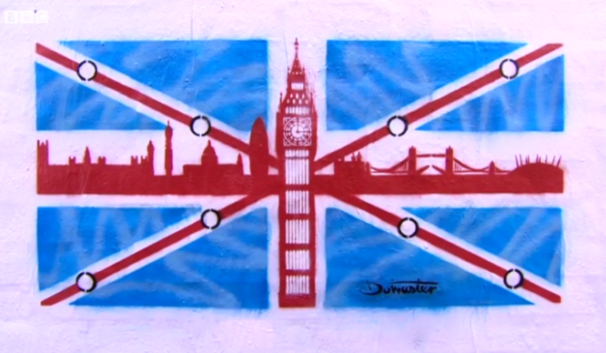 Is This The New Flag For An Independent London?