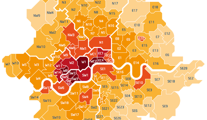 Cha-Ching! These Are The Cheapest Areas To Rent In London Right Now