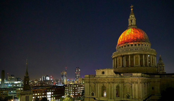 Watch London Burn On The Thames This Sunday