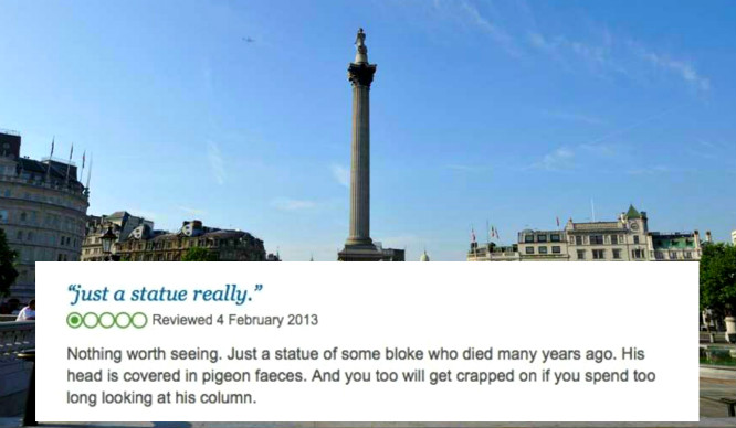 14 Times Tourists Hated London More Than You Hate Tourists