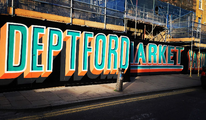A New Independent Market Has Launched Under Deptford's Railway Arches