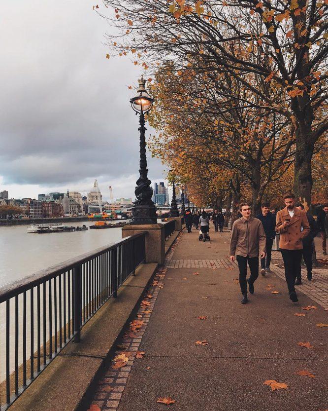 best-autumn-walks-london