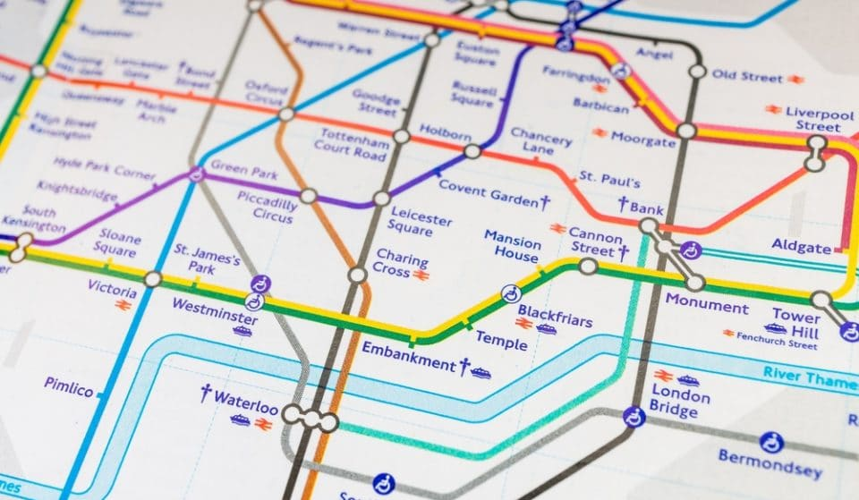 7 Places Where The London Underground Map Completely Lies To Us
