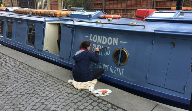 We're Not Squidding! A Floating Seafood Restaurant Is Coming To London