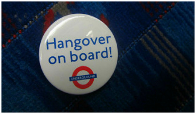 The 6 Painfully True Stages Of A London Hangover
