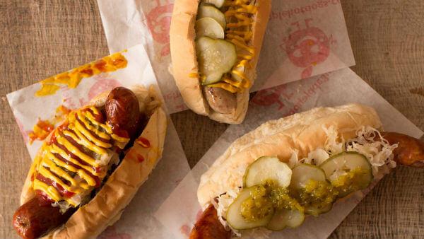 Big Apple Hot Dogs