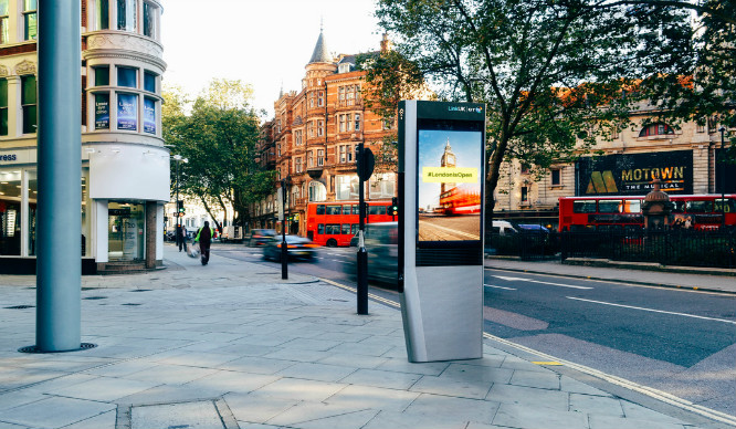 London's Phone Boxes Will Soon Become Public Wifi Kiosks!