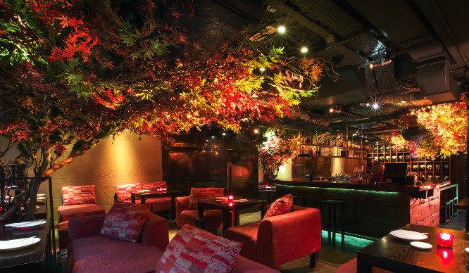 This Is Possibly The Most Beautiful Autumnal Restaurant In London