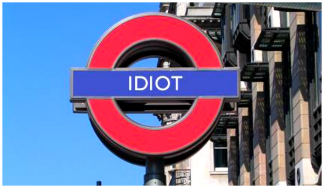 An Idiot's Guide To Basic London Etiquette