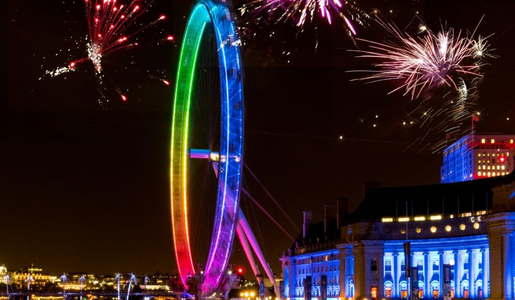 7 Unmissable Dates We Bet You Haven't Put In Your London Diary This October