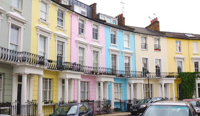 12 Lovely Literary Locations For Book-Loving Londoners