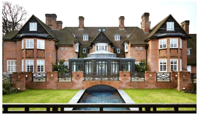 Justin Bieber Is Renting A Breath-Taking £108k Party Mansion In London!