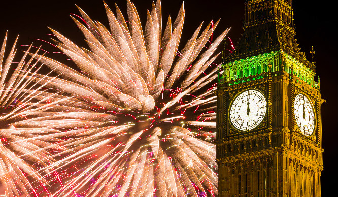 Tickets For London's New Year's Eve Firework Display Will Go On Sale Soon