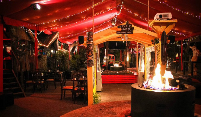 6 Dreamy Heated Beer Gardens To Keep You Toasty Warm In London