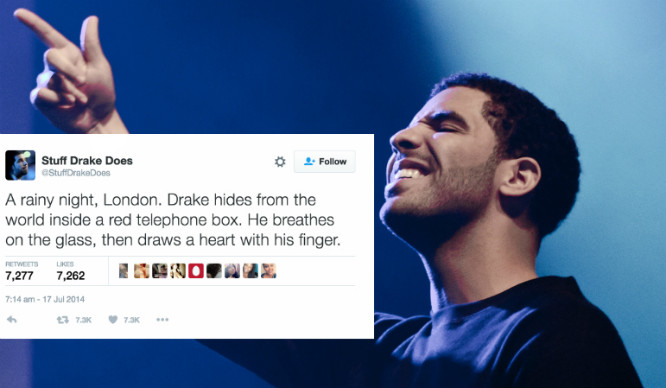 15 Times Drake's Reactions Hilariously Summed Up Your London Situation