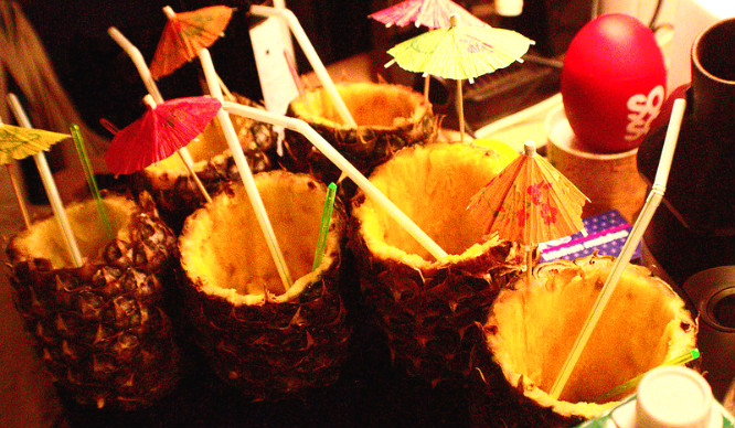 The World's Biggest Pina Colada Has Come To London!