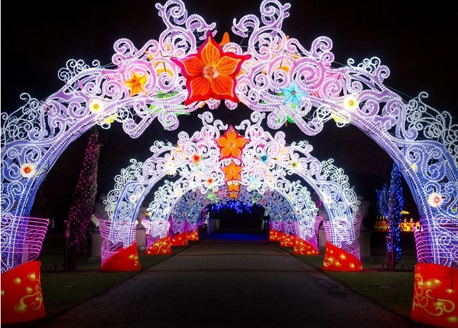 The Magical Lantern Festival Is Returning To London