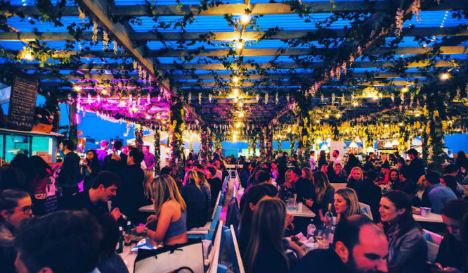 Pergola On The Roof Will Return To London For Winter