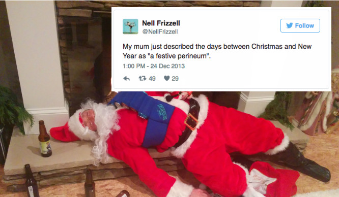11 Stages We All Go Through During The Christmas and New Year Abyss