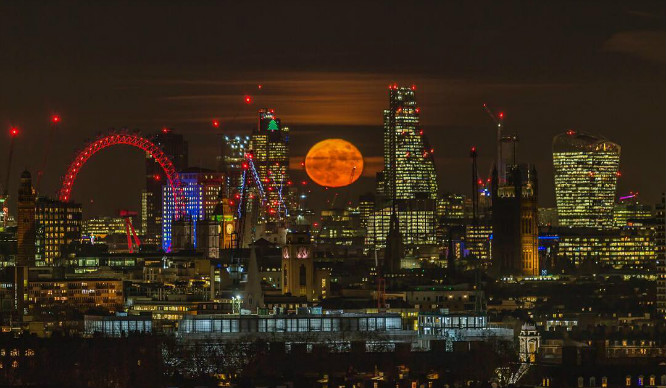 19 Phenomenal Photos Of London That Took Our Breath Away In 2016