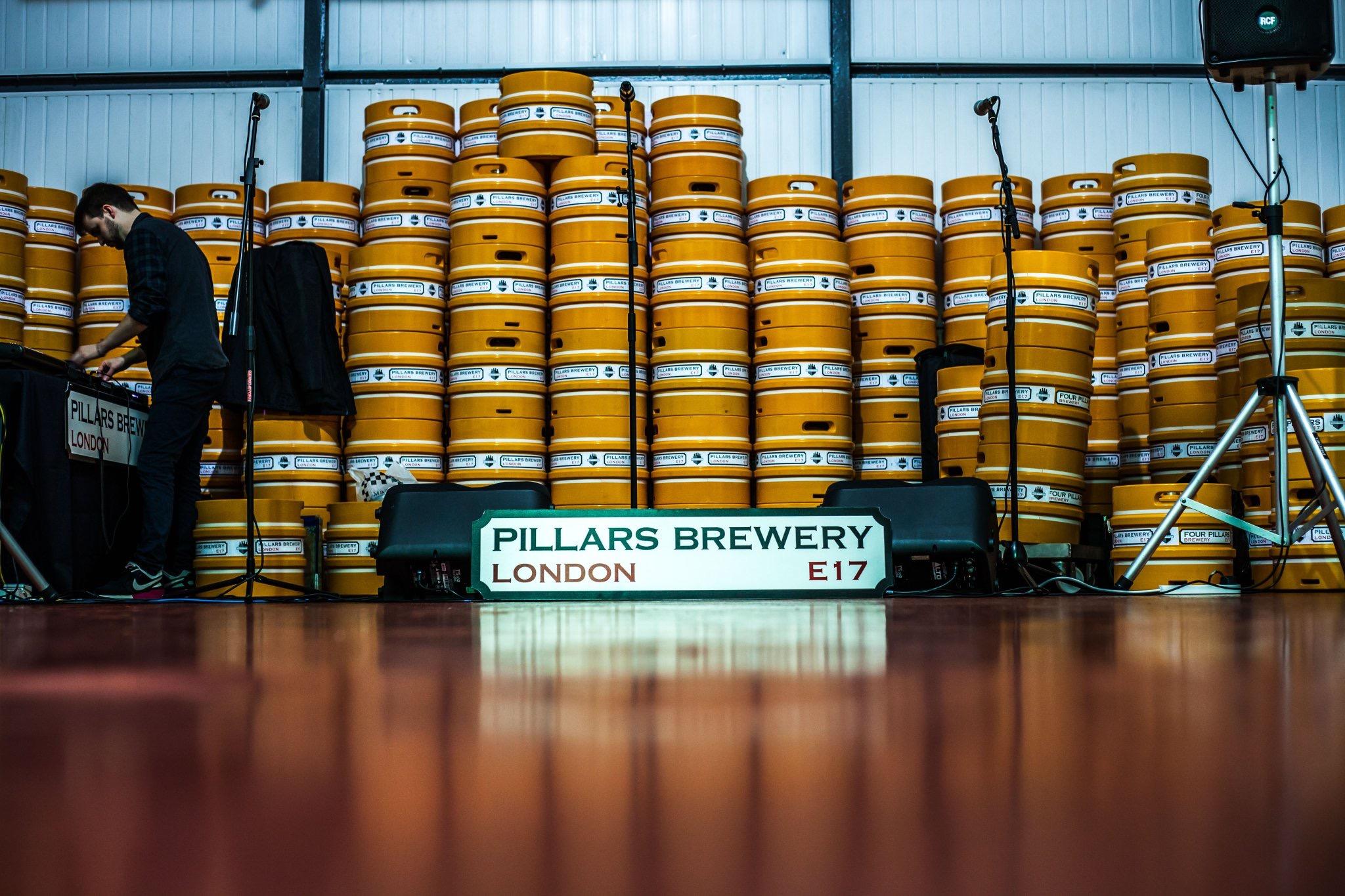 pillars brewery