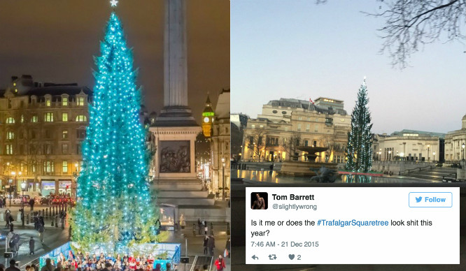 Christmas In London: Expectations VS Reality