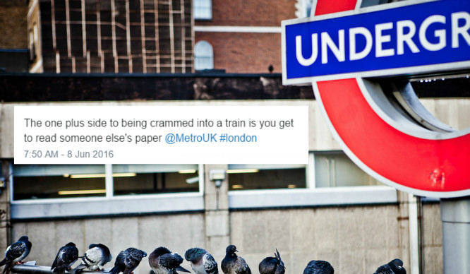 12 Exhausting Struggles Of Being A Commuter In London