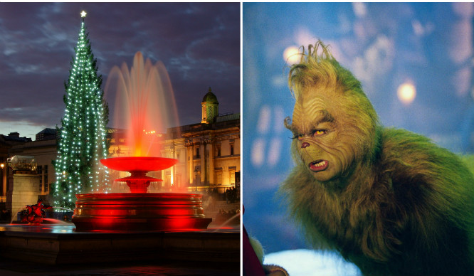 12 Reasons Why Londoners Can Completely Relate To The Grinch At Christmas