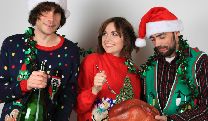 There's A Pop Up Christmas Jumper Shop Coming To London