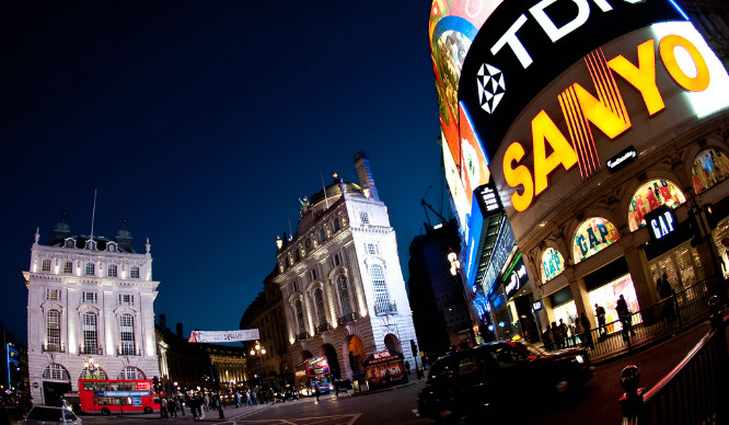 Say Goodbye To Piccadilly Circus As You Know It…