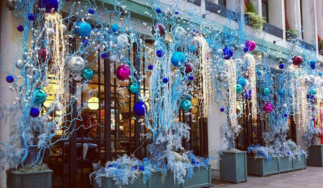 7 Glittery London Pubs And Bars That Seriously Know How To Do Christmas
