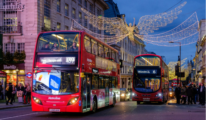 11 Facts We Bet You Didn't Know About London At Christmas