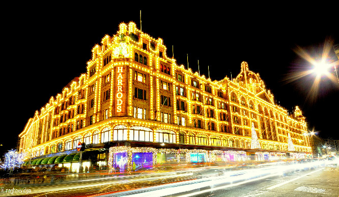 The Top 10 Twits To Spot When Xmas Shopping In London