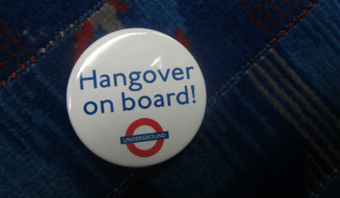 7 Life-Saving Ways Londoners Can Hide Their Hangover At Work