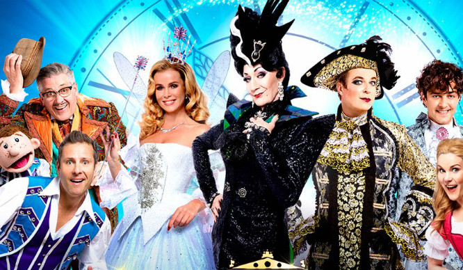 Oh No You Didn't! 5 Brilliant Pantos To See In London This Christmas