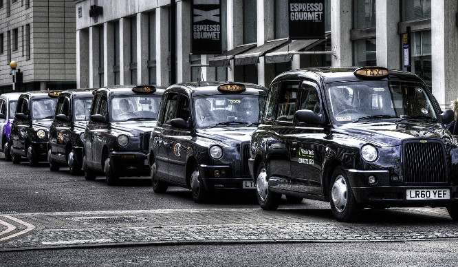 All Hail! London's Iconic Black Cabs Are Going Overseas