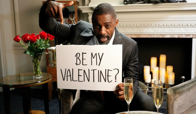 You Could Be Idris Elba's Date This Valentine's Day…