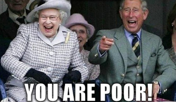 21 Things All Londoners Who Are Shamefully Rubbish With Money Will Know