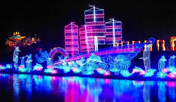 The Magical Lantern Festival In London Looks Absolutely Breathtaking This Year