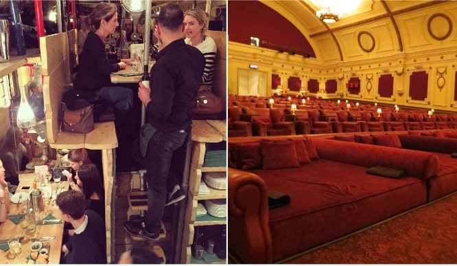 What's In A Chair? 8 Incredibly Cool Seats You Can Eat On In London