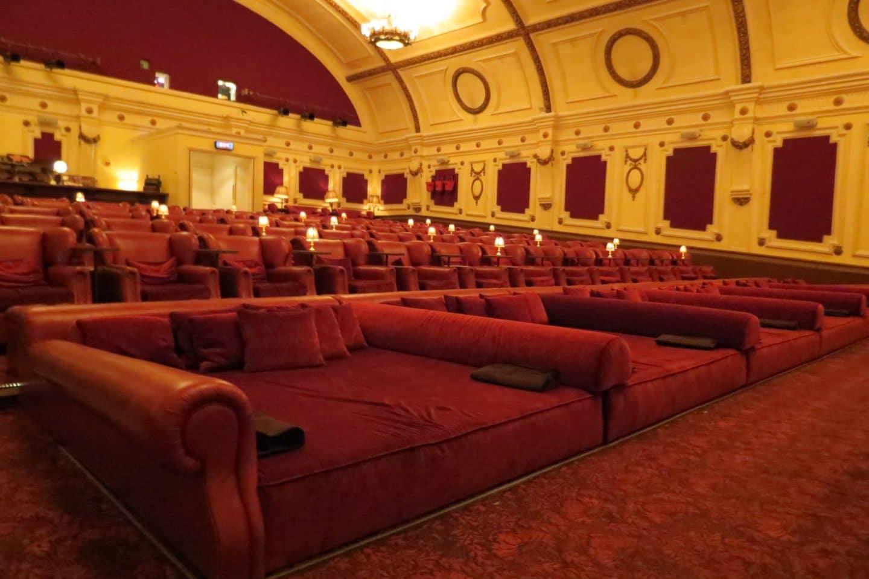 coolest seats