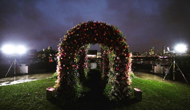 A Magical Pop-Up Garden Has Arrived In London For One Day Only