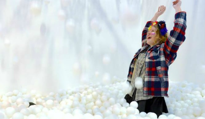A Huge Ball Pit Is Coming To Town This January To Make Londoners Happy