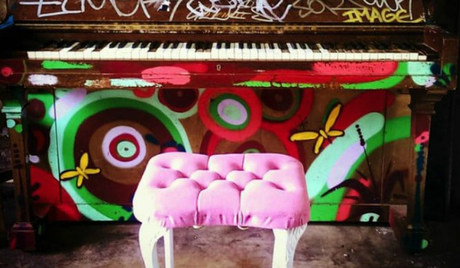 Here Are The Secret Street Pianos You Never Knew Existed In London