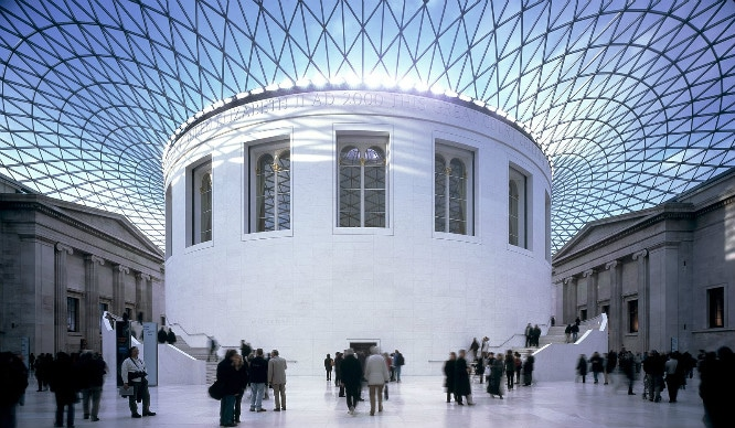 There's A Way You Can Sneak Into The British Museum When It's Empty