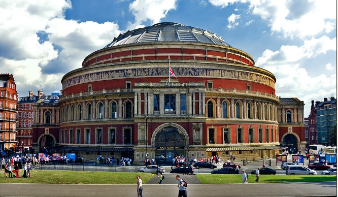 You'll Never Guess How Much This Private Box At The Albert Hall Is Selling For