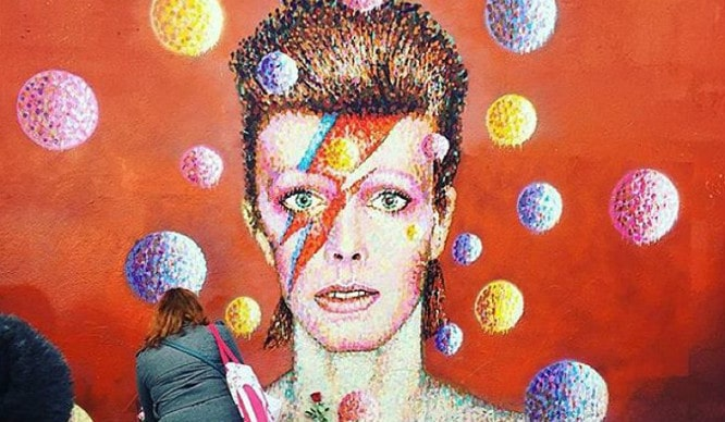 A Year Since David Bowie Passed: This Is How London Is Celebrating His Life