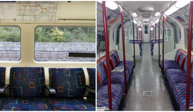 Can You Guess Which Carriage Belongs To Each London Underground Line?
