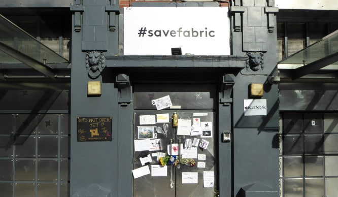 It's Back!!! Fabric Is Reopening This Weekend